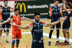 Volleyball Amvb Vs Villejuif Kevin Devigne Gazettesports 91