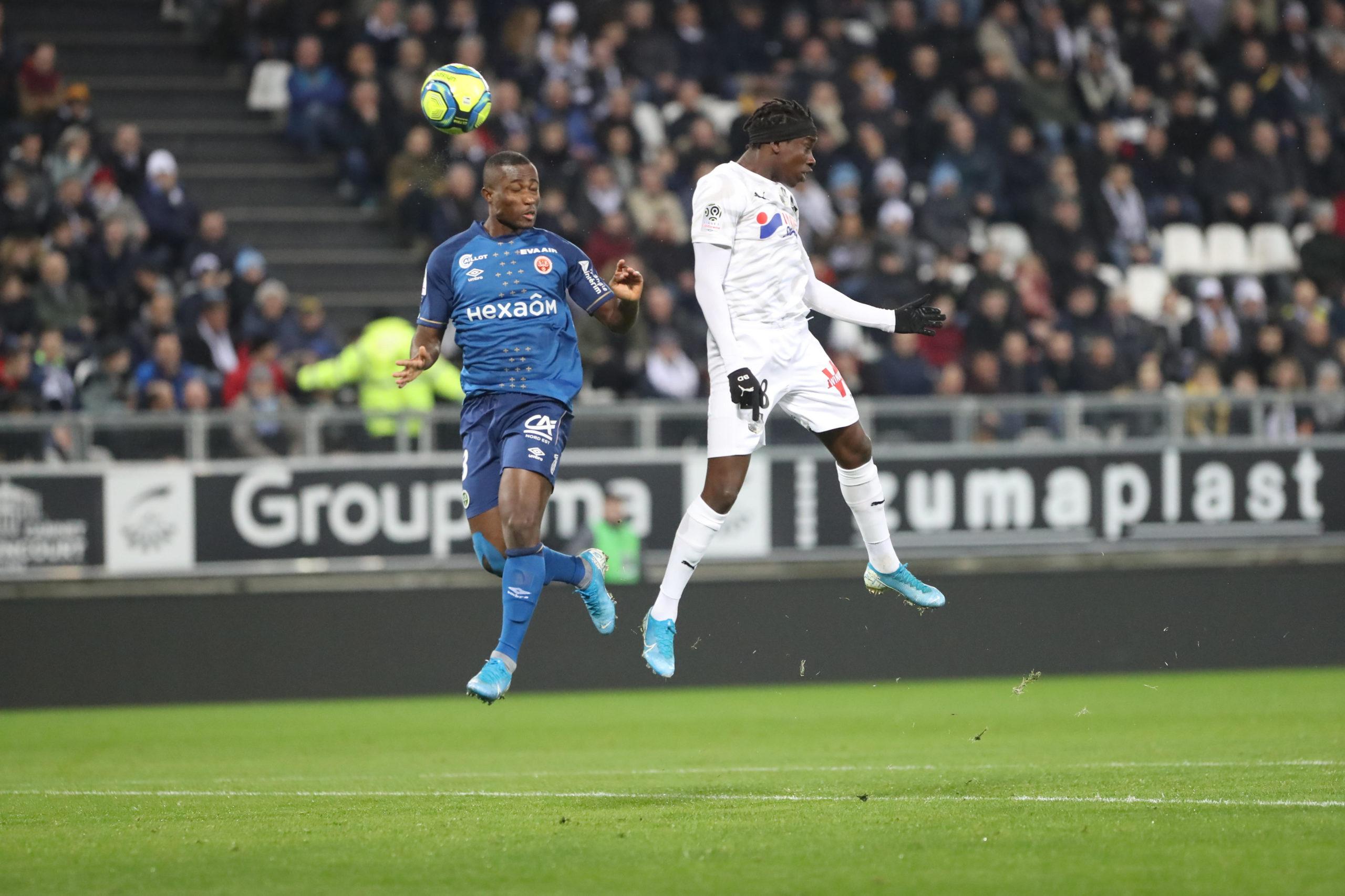 Amiens Stade De Reims 1