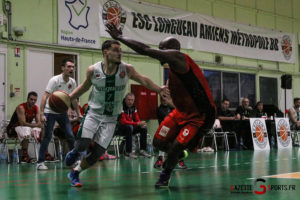 Basket Ball Esclams Vs Lille Gazettesports Coralie Sombret 26