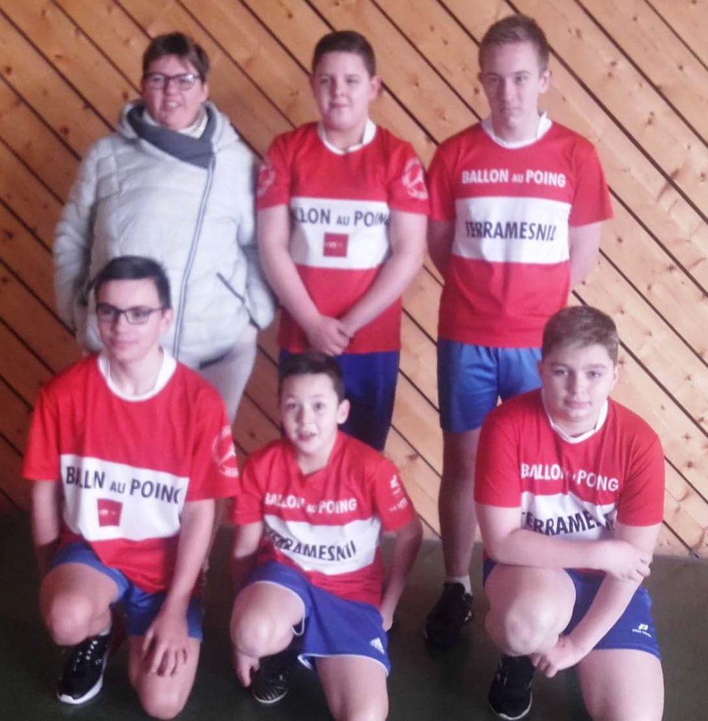 Cadets Terramesnil