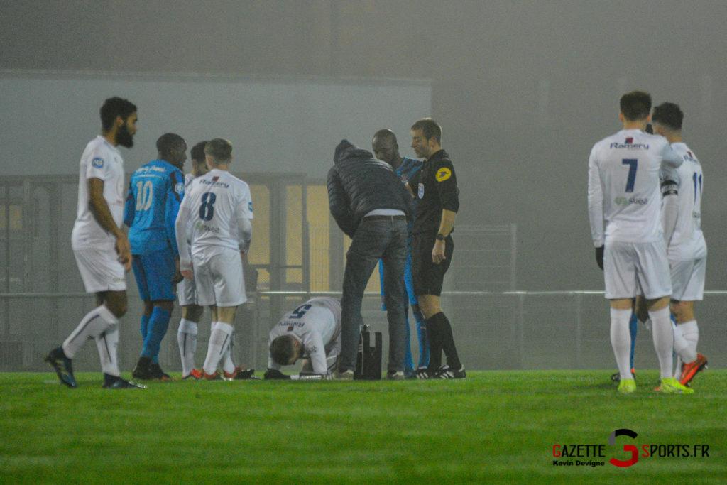 Football Aca Vs Marcq Kevin Devigne Gazettesports 12