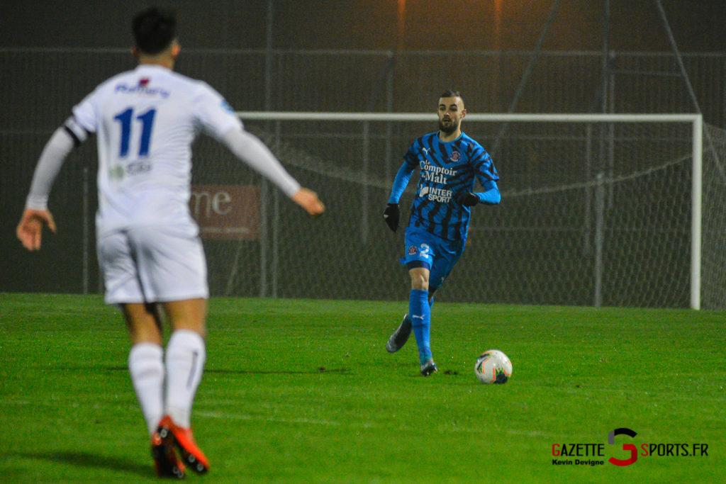 Football Aca Vs Marcq Kevin Devigne Gazettesports 13