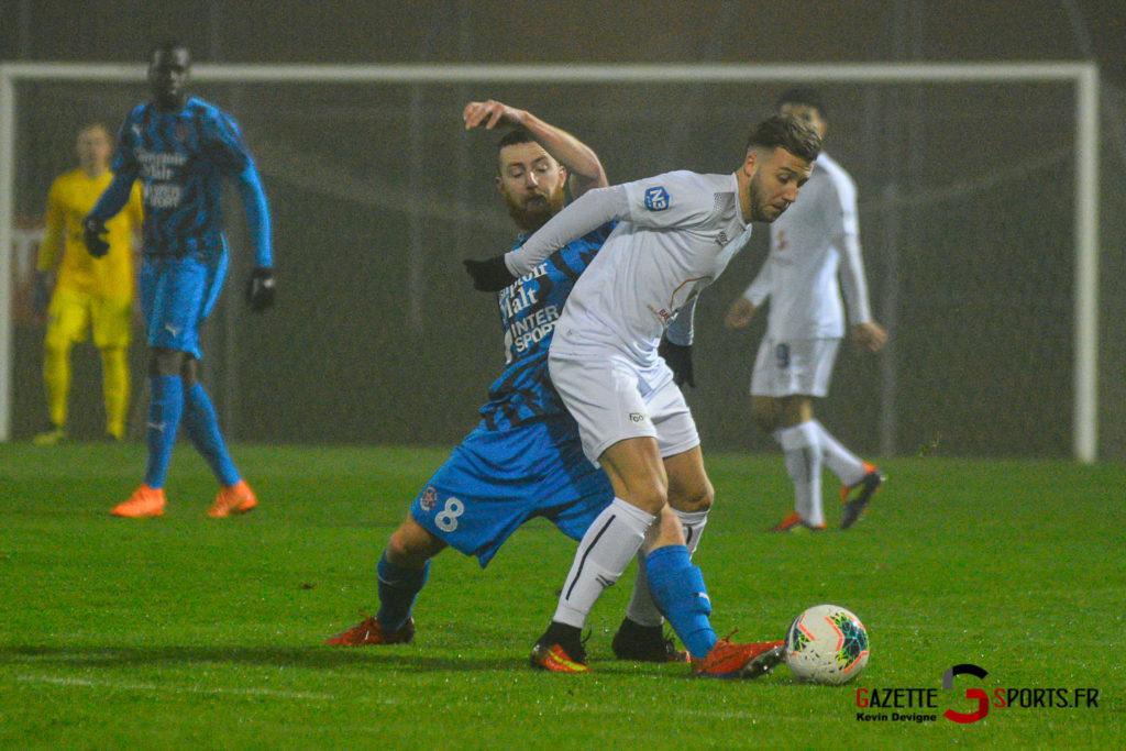 Football Aca Vs Marcq Kevin Devigne Gazettesports 18