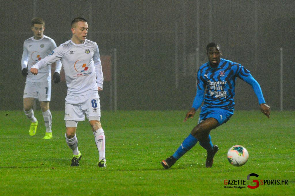 Football Aca Vs Marcq Kevin Devigne Gazettesports 19