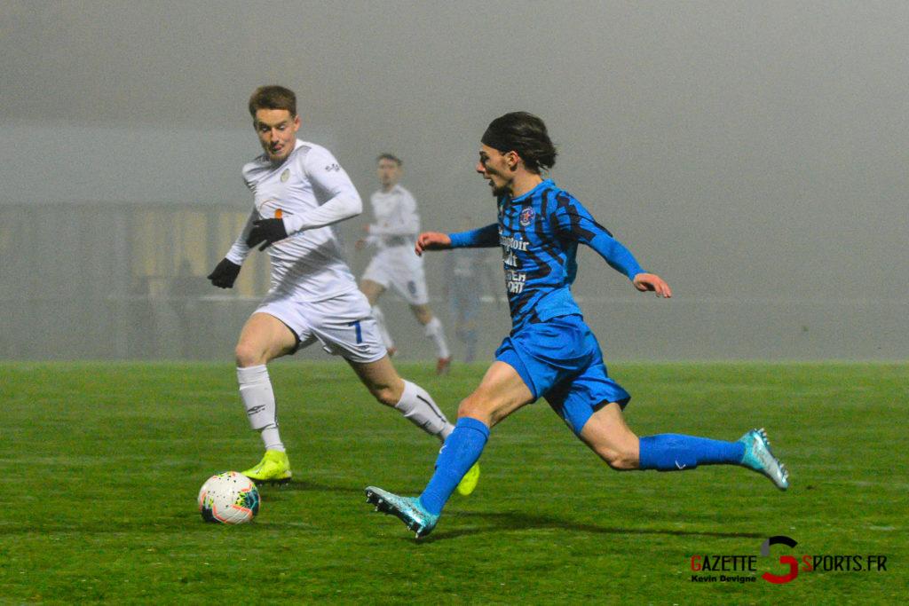 Football Aca Vs Marcq Kevin Devigne Gazettesports 20