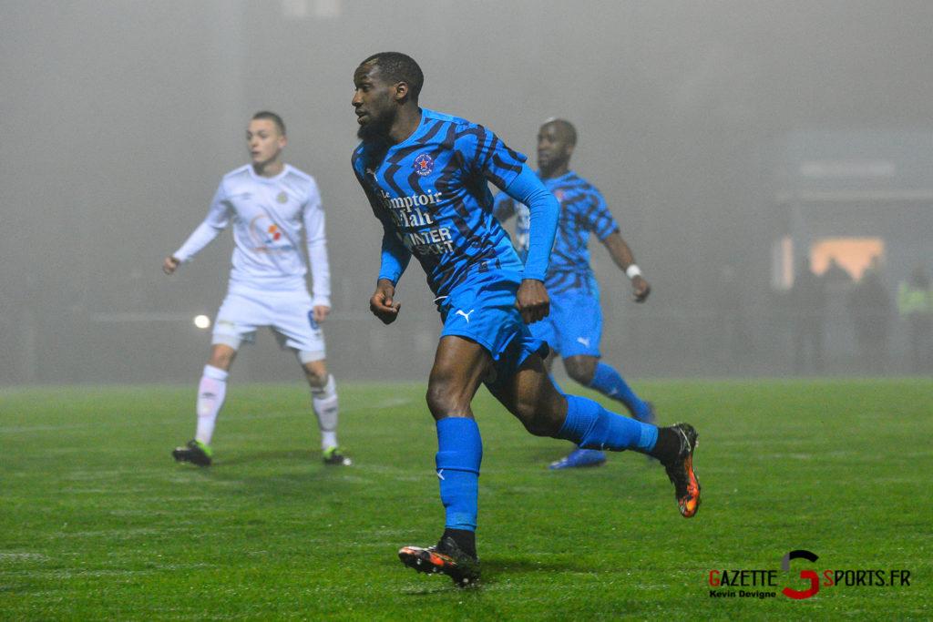 Football Aca Vs Marcq Kevin Devigne Gazettesports 21