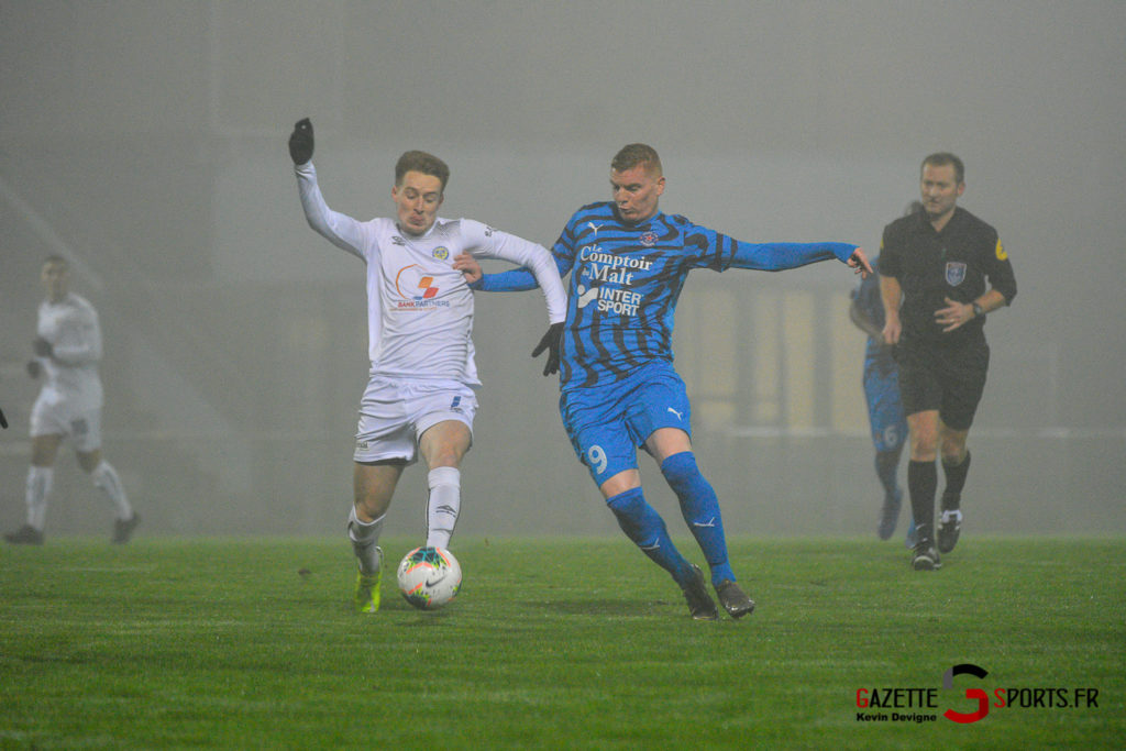 Football Aca Vs Marcq Kevin Devigne Gazettesports 24