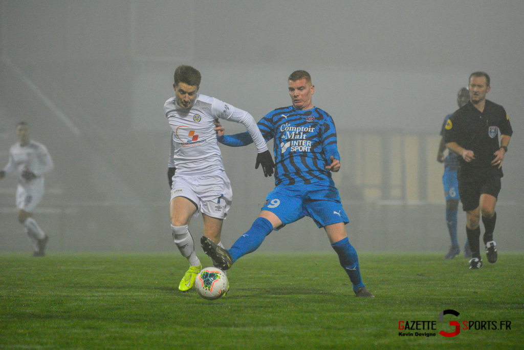 Football Aca Vs Marcq Kevin Devigne Gazettesports 25