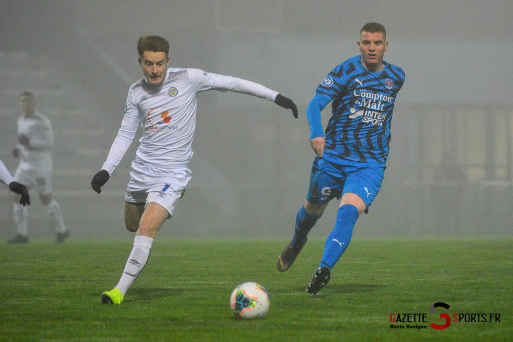 Football Aca Vs Marcq Kevin Devigne Gazettesports 26