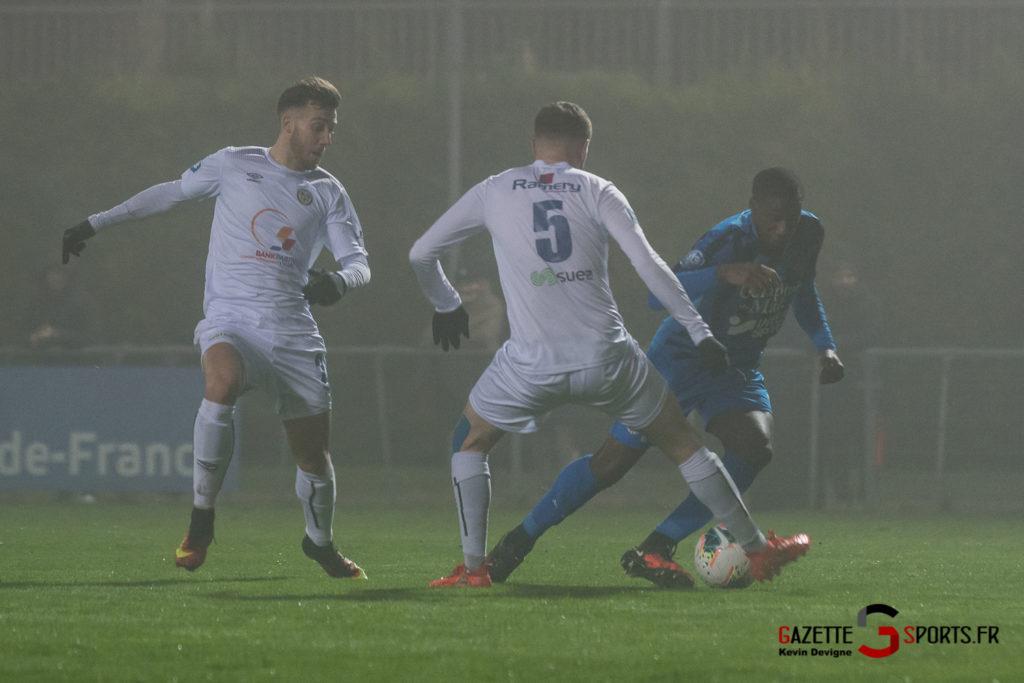 Football Aca Vs Marcq Kevin Devigne Gazettesports 36