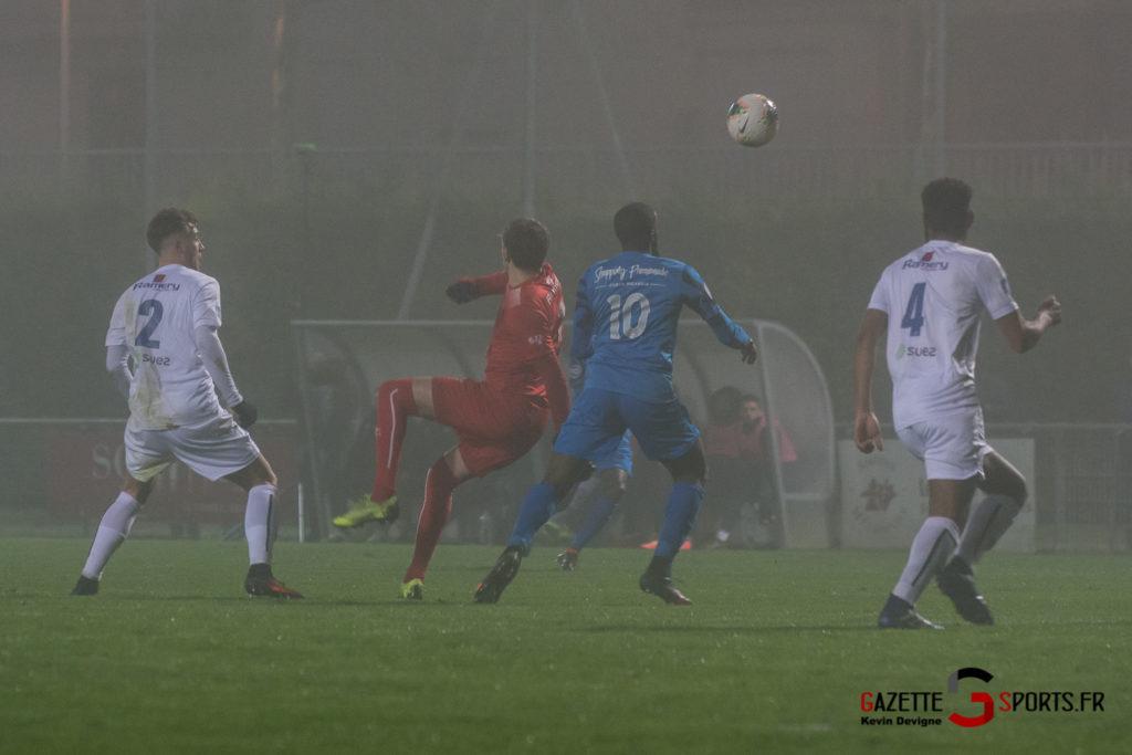 Football Aca Vs Marcq Kevin Devigne Gazettesports 40