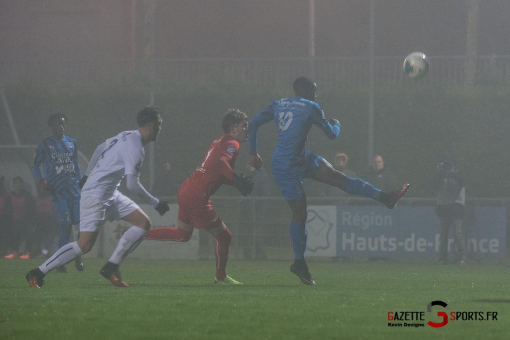 Football Aca Vs Marcq Kevin Devigne Gazettesports 41