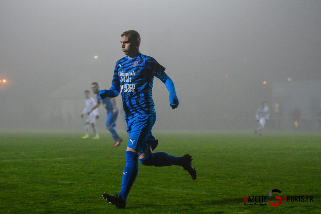 Football Aca Vs Marcq Kevin Devigne Gazettesports 44