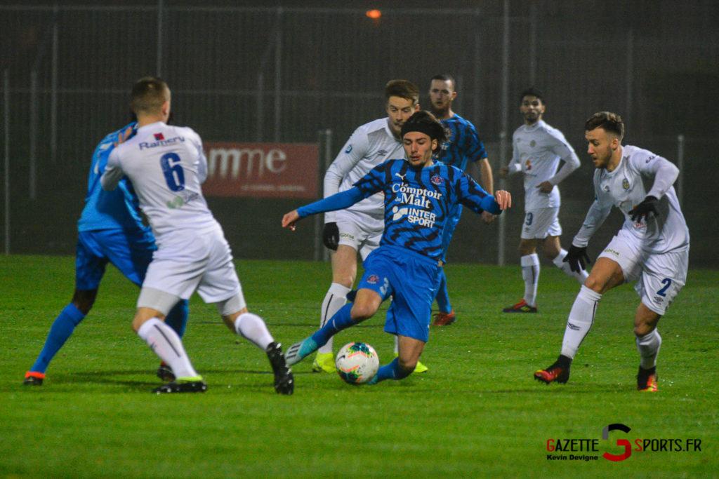 Football Aca Vs Marcq Kevin Devigne Gazettesports 5
