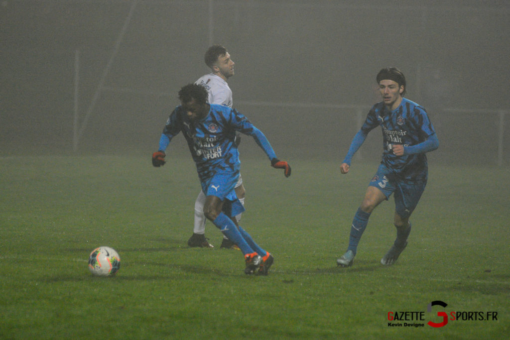Football Aca Vs Marcq Kevin Devigne Gazettesports 50