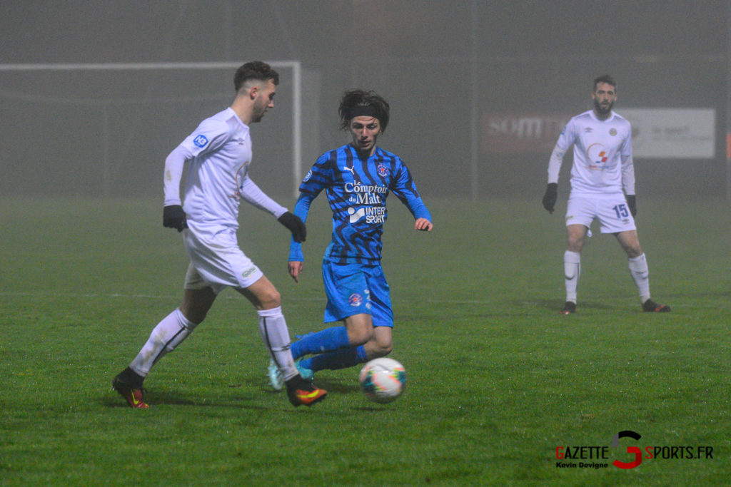 Football Aca Vs Marcq Kevin Devigne Gazettesports 51