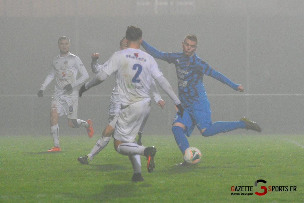Football Aca Vs Marcq Kevin Devigne Gazettesports 59
