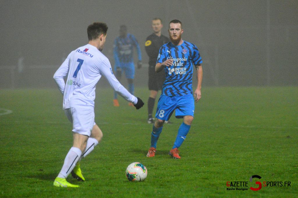 Football Aca Vs Marcq Kevin Devigne Gazettesports 62