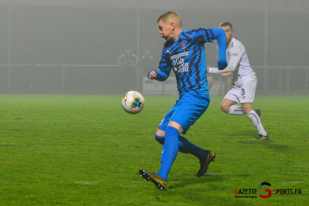Football Aca Vs Marcq Kevin Devigne Gazettesports 69