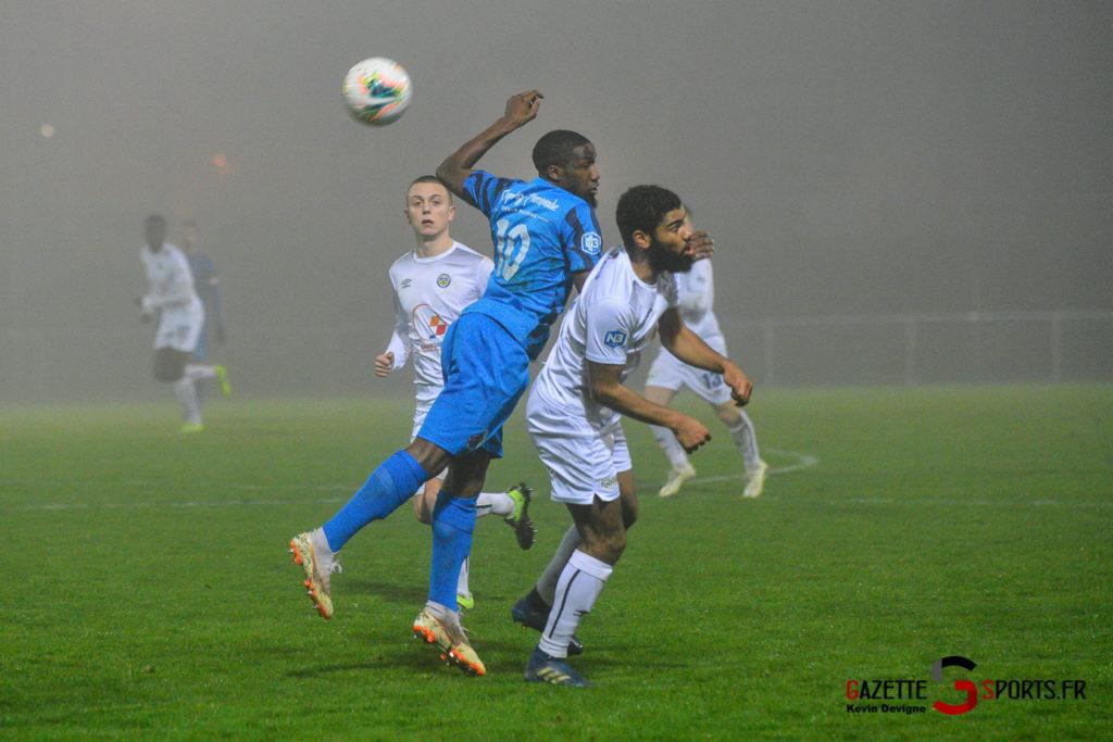Football Aca Vs Marcq Kevin Devigne Gazettesports 74