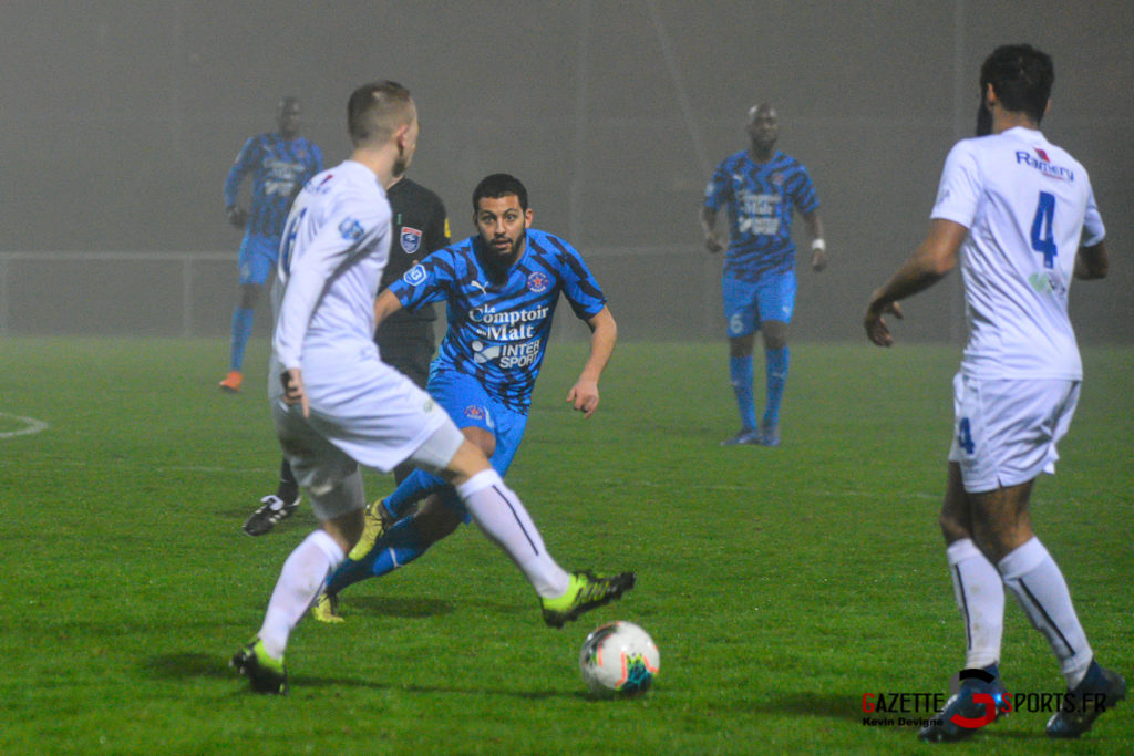 Football Aca Vs Marcq Kevin Devigne Gazettesports 78