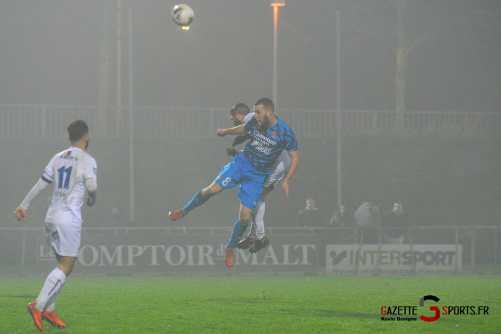 Football Aca Vs Marcq Kevin Devigne Gazettesports 79