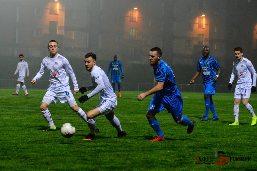 Football Aca Vs Marcq Kevin Devigne Gazettesports 8