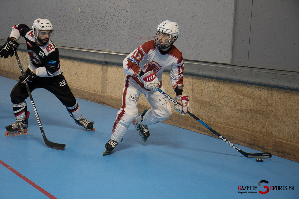 Hockey Sur Roller Les Écureuils Vs Spiders De Rouen (reynald Valleron) (15)