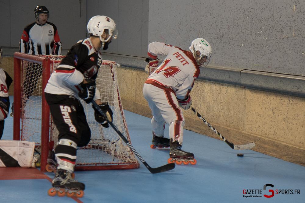 Hockey Sur Roller Les Écureuils Vs Spiders De Rouen (reynald Valleron) (16)
