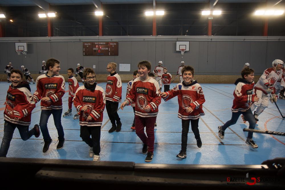 Hockey Sur Roller Les Écureuils Vs Spiders De Rouen (reynald Valleron) (2)