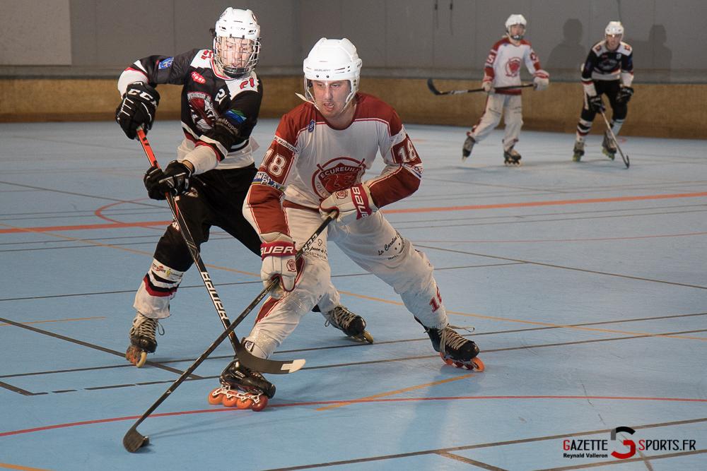 Hockey Sur Roller Les Écureuils Vs Spiders De Rouen (reynald Valleron) (20)