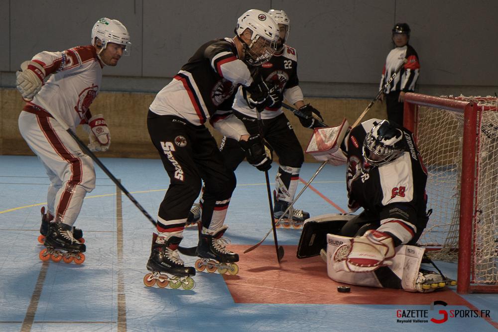Hockey Sur Roller Les Écureuils Vs Spiders De Rouen (reynald Valleron) (24)