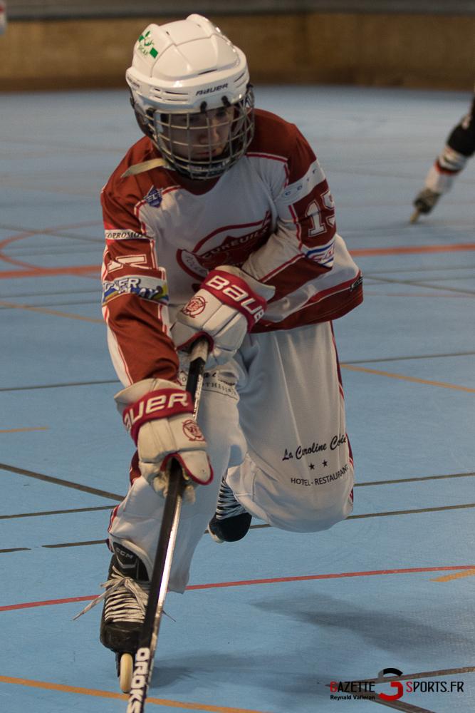 Hockey Sur Roller Les Écureuils Vs Spiders De Rouen (reynald Valleron) (28)