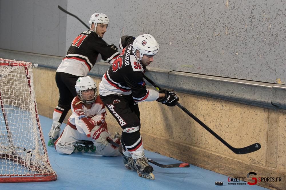 Hockey Sur Roller Les Écureuils Vs Spiders De Rouen (reynald Valleron) (29)