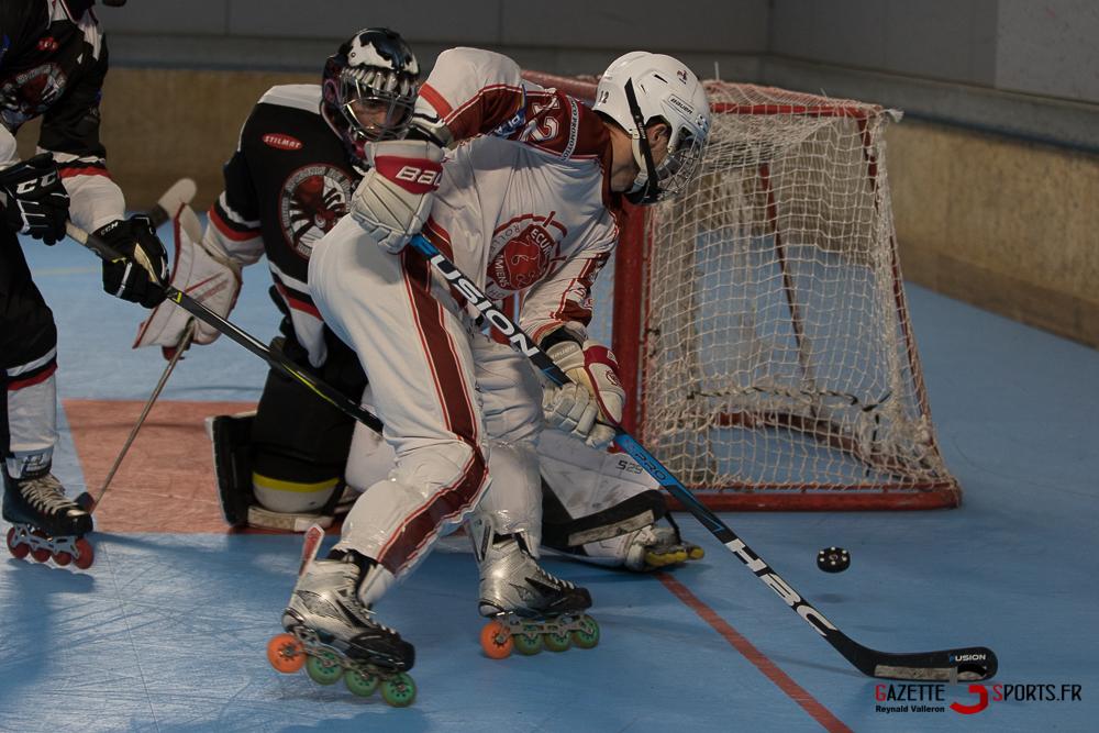 Hockey Sur Roller Les Écureuils Vs Spiders De Rouen (reynald Valleron) (30)