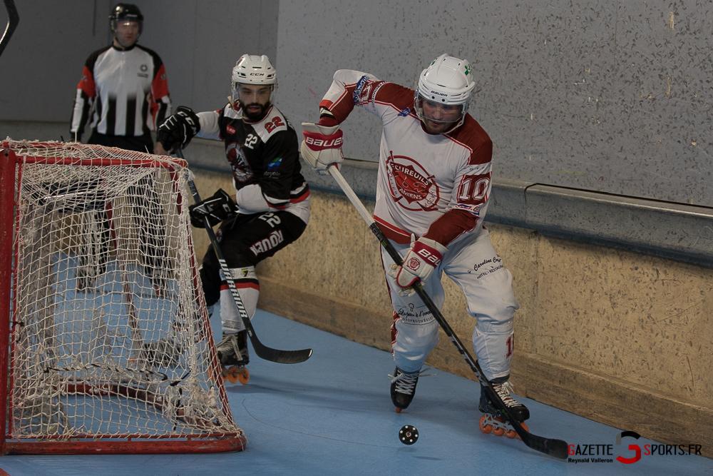 Hockey Sur Roller Les Écureuils Vs Spiders De Rouen (reynald Valleron) (32)