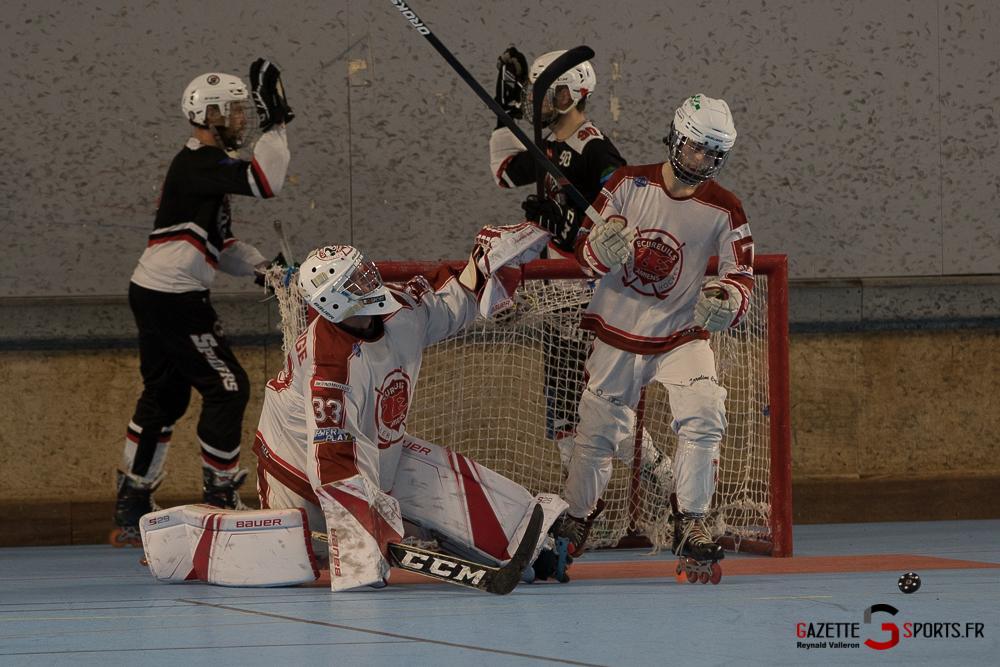 Hockey Sur Roller Les Écureuils Vs Spiders De Rouen (reynald Valleron) (37)