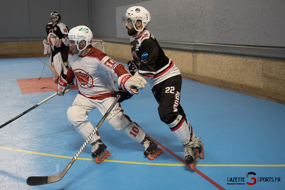 Hockey Sur Roller Les Écureuils Vs Spiders De Rouen (reynald Valleron) (38)