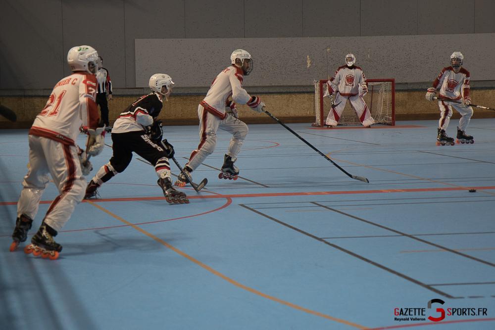 Hockey Sur Roller Les Écureuils Vs Spiders De Rouen (reynald Valleron) (4)