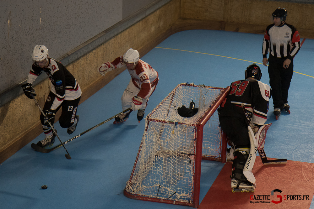 Hockey Sur Roller Les Écureuils Vs Spiders De Rouen (reynald Valleron) (40)