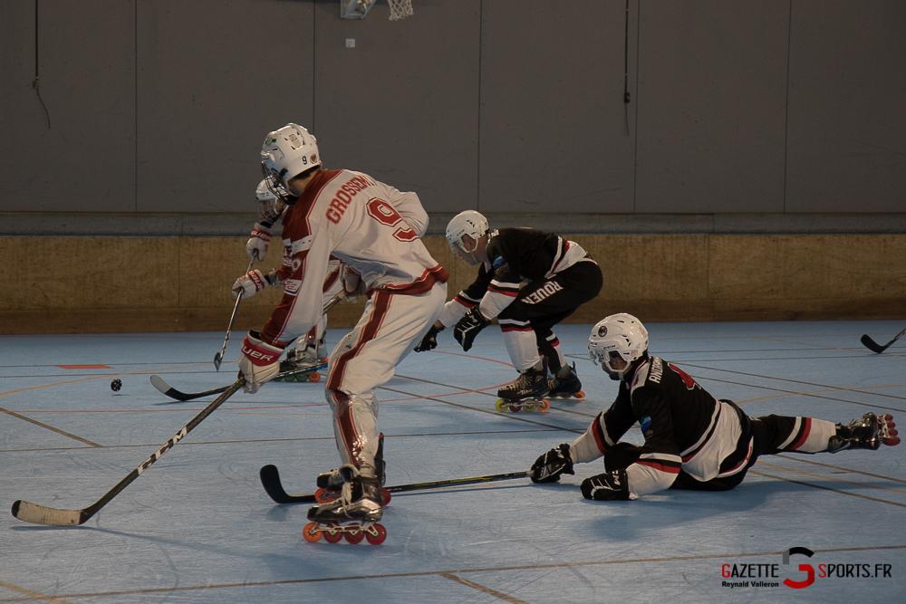 Hockey Sur Roller Les Écureuils Vs Spiders De Rouen (reynald Valleron) (44)