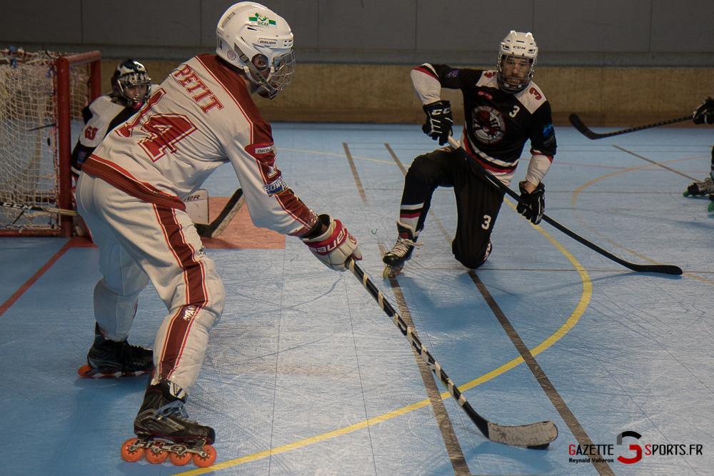 Hockey Sur Roller Les Écureuils Vs Spiders De Rouen (reynald Valleron) (45)