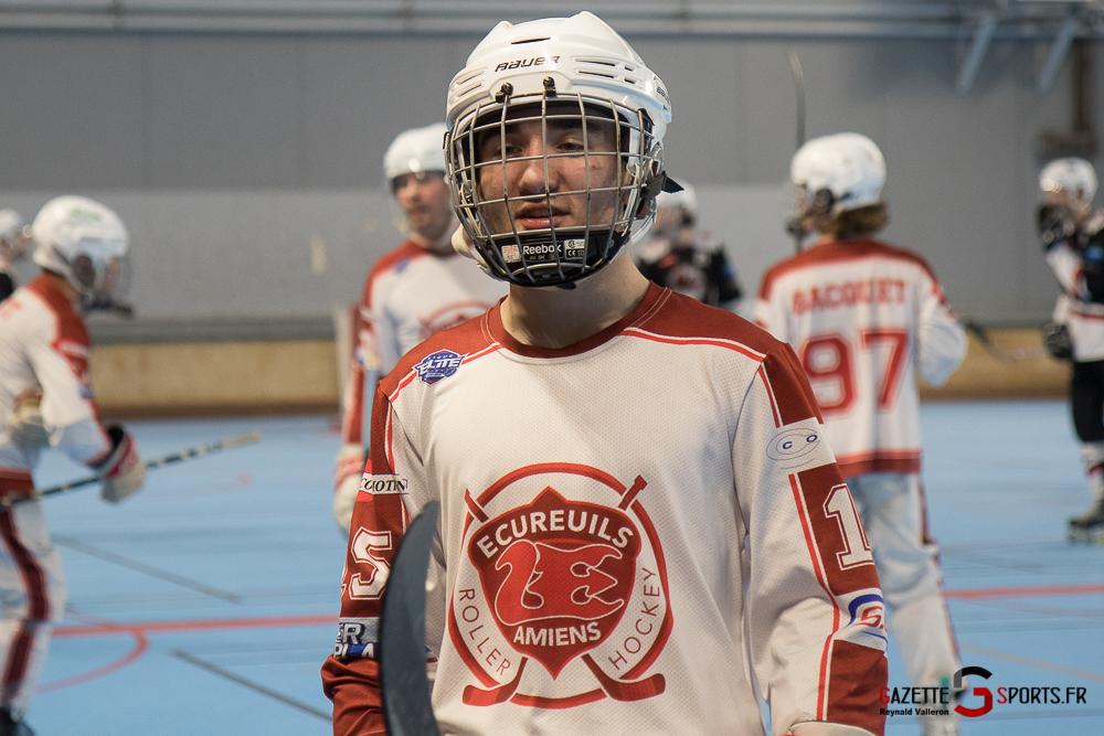 Hockey Sur Roller Les Écureuils Vs Spiders De Rouen (reynald Valleron) (49)