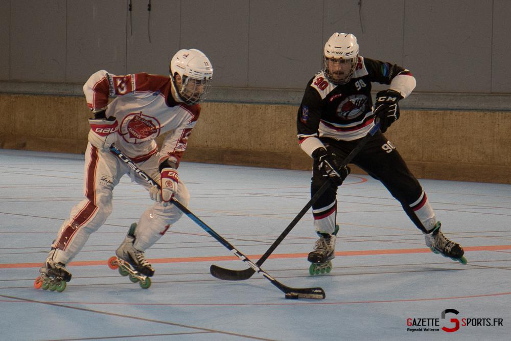 Hockey Sur Roller Les Écureuils Vs Spiders De Rouen (reynald Valleron) (5)