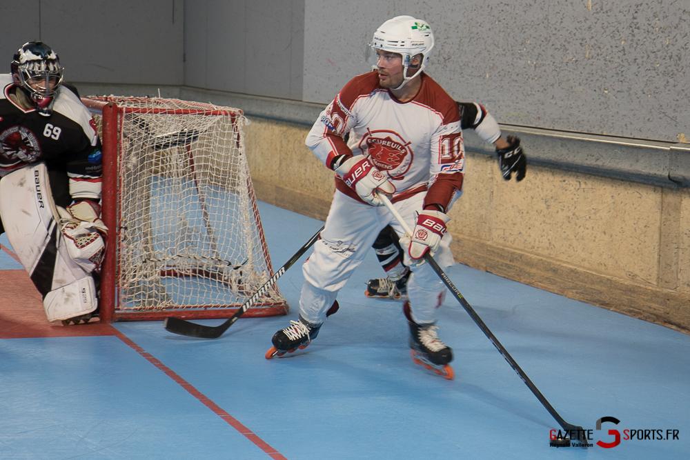 Hockey Sur Roller Les Écureuils Vs Spiders De Rouen (reynald Valleron) (6)