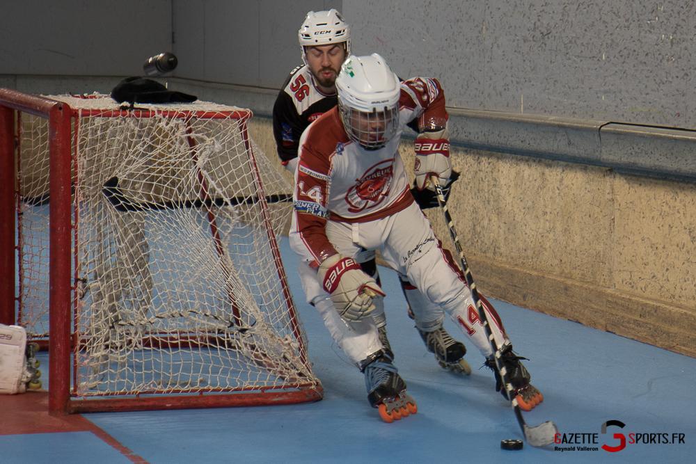 Hockey Sur Roller Les Écureuils Vs Spiders De Rouen (reynald Valleron) (8)