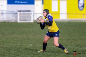 Rugby Feminin Rca Vs Armentière Gazettesports Coralie Sombret 17