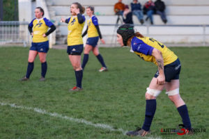 Rugby Feminin Rca Vs Grande Synthe Gazettesports Coralie Sombret 11