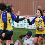 Rugby Feminin Rca Vs Grande Synthe Gazettesports Coralie Sombret 20