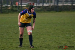 Rugby Feminin Rca Vs Grande Synthe Gazettesports Coralie Sombret 22